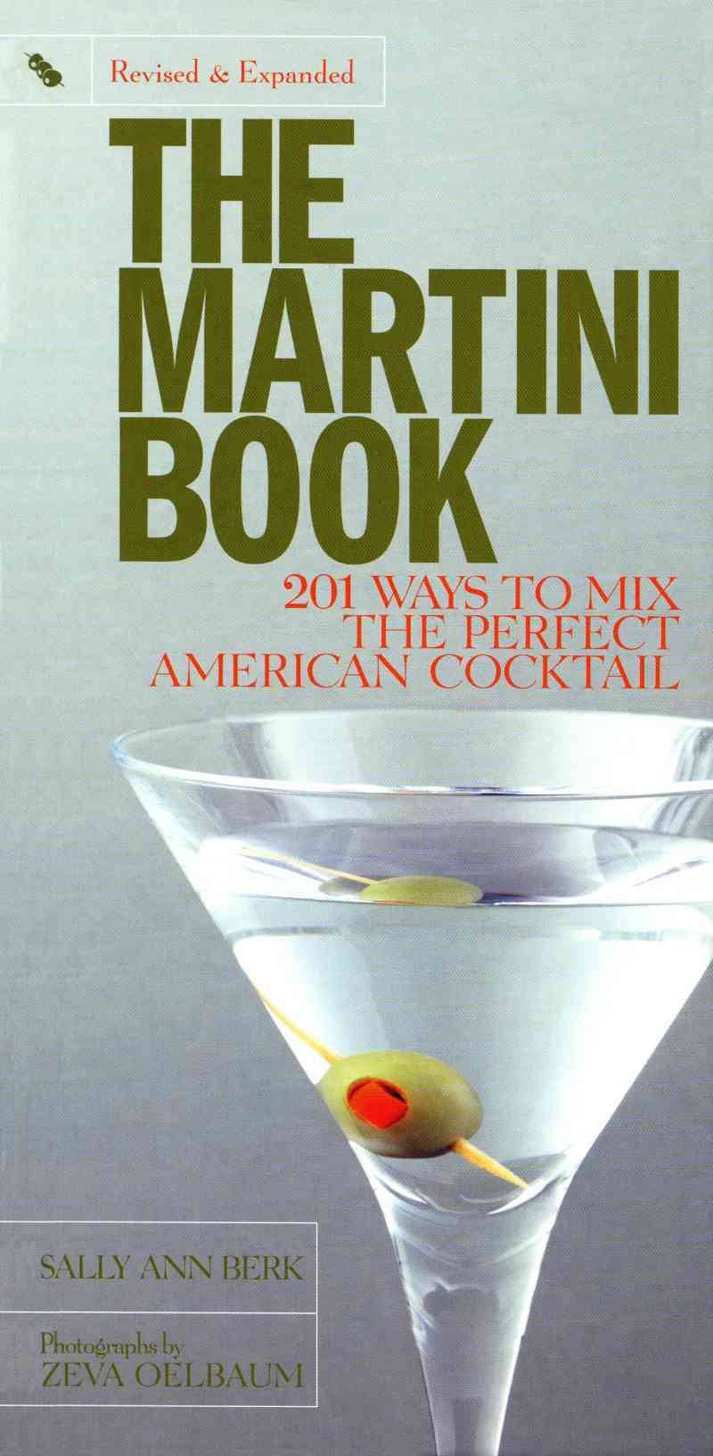 The Martini Book By Berk, Sally Ann